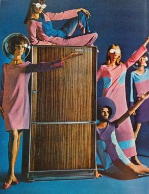70s Fridge Ad